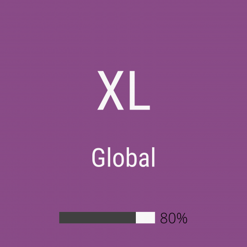 Nível XL | Global